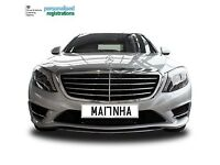 CHERISHED NUMBER PLATE - MA17 NHA PERSONALISED MUSLIM REGISTRATION/ MANHA MANNHA MANHAA