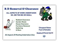 R D Removals & Clearance
