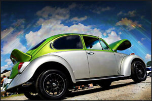 super beetle 1971  all done  a& z  over 20000.00 inverty