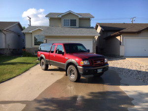 2007 Ford Ranger FX4/Off-Rd LOW 93,000 KM