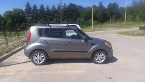 2012 Kia Soul 2U- Manual 6 Speed Transmission