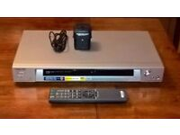 Sony DVD Player - stylish unit + specialist 4 way adaptor with 2 USB ports for charging your devices