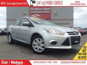 2013 Ford Focus SE   ONLY 21,055KMS   HEATED SEATS  
