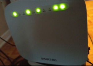 Smartrg 505n VDSL ADSL Wireless router and modem