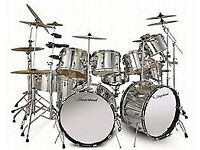 Drum kit tuition