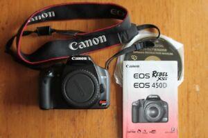 Canon EOS 450 D (Rebel Xsi )