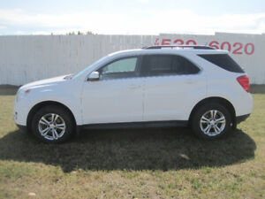 2010 Chevrolet Equinox AWD w/ only 125,000 Km.