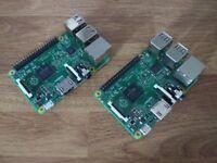 Raspberry Pi 2 + 8GB SD Card x4 - Board Only