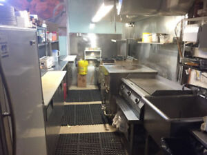 Commercial (Catering Takeout) space 4 rent in dwntwn Whitby