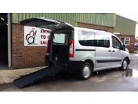 2010 Peugeot Expert Tepee Diesel Wheelchair Disabled Accessible Vehicle