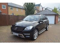 Mercedes M Class ML250 BlueTec Special Edition