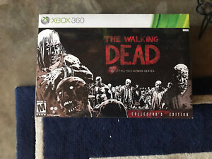 Walking dead brand new collectors edition