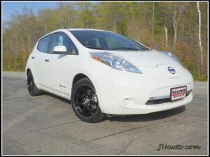 2014 Nissan Leaf S+ 6.6 kw, **EN TRANSIT** Recharge 110v,220v et