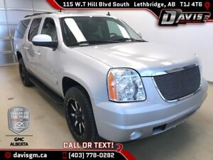 Used 2012 GMC Yukon XL SLT-8 Passenger, Heated Leather, Power Su