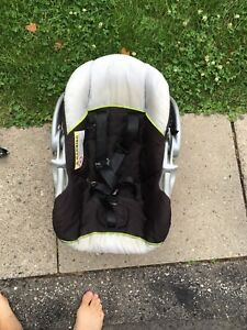 Baby trend car seat bases