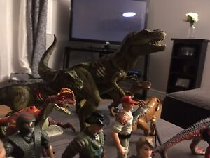 Looking for Jurassic Park toys and other items