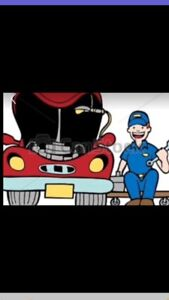 Mobile mechanic in home service (Barrie)