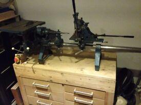 Coronet Major Lathe/Table Saw/Mortise Machine