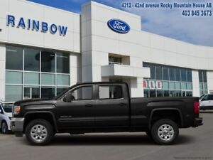 2015 GMC Sierra 2500HD SLT  - Leather Seats -  Bluetooth -  Memo
