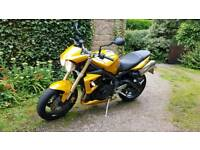 Triumph street triple 675 low mileage vgc