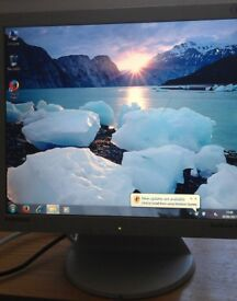 """17"""" Samsung LCD monitor for PC / CCTV SECURITY CAMERA - DELIVERY"""