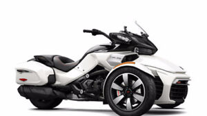 2016 Can Am Spyder F3-T / Brand New
