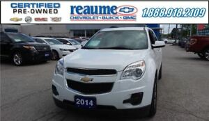2014 Chevrolet Equinox LT Sunroof Heated Seats Remote Starter