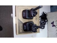 Kenwood walkie talkies tk3501