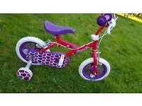 "child's ""sweetie"" bike 12"""