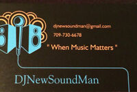 "DJ Services  ... ""When Music Matters"""