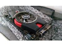 ASUS Nvidia Geforce GTX 550 Ti