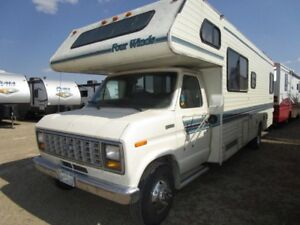 1991 Ford Fourwinds 27A