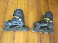 DECATHLON IN-LINE ROLLER BLADES