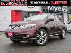 2013 Nissan Murano LE, LEATHER SEATS, SUNROOF, AWD