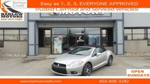 2012 Mitsubishi ECLIPSE SPYDER GS **SUMMER BLOWOUT**