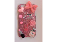 Customised Breast cancer warrior iPhone 6/6s case