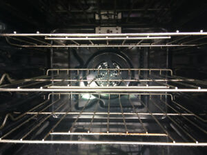 """Nice Stainless Whirlpool Wall Oven 27"""""""