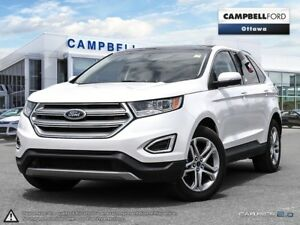 2016 Ford Edge Titanium TOP OF LINE TRUE LUXURY