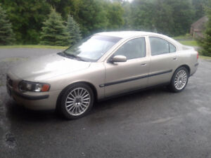 2004 Volvo S60 2,5T 4Dr