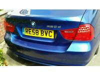 Bmw 320d saloon for sale