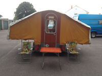 Dandy Trailer Tent sleeps 4 - 5 £550 ono
