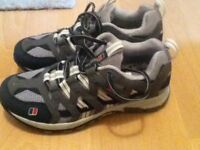 Berghaus black and grey walking boots