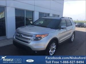 2015 Ford Explorer Limited LOADED! $211.20 b/weekly.