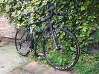 2015 Cannondale Synapse Di2 Disc Medium/56cm with Syncro Shift