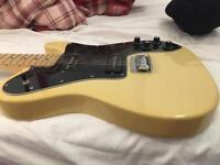 Fender Squier Custom Tele and hardcase