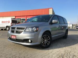 2016 Dodge Grand Caravan R/T**DUAL DVD**NAVIGATION**BACK UP CAME