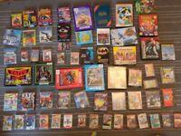 Bulk Commodore 64 game lot (63 Games!) - includes RARE