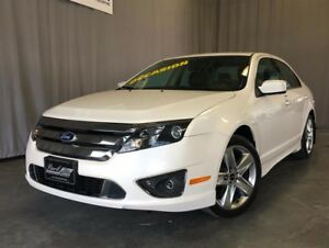 Ford Fusion 4dr Sdn SPORT AWD 2012