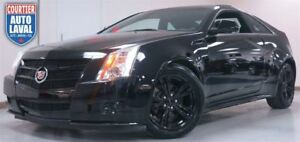 2011 Cadillac CTS 4 - NAV - CUIR - TOIT - MAGS - CAM