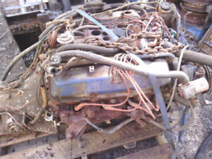 Ford 460 and C6 Transmission